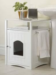 cat litter box furniture diy. CAT WASHROOM \u0026 NIGHTSTAND - FREE SHIPPING Cat Litter Box Furniture Diy T