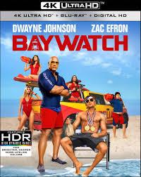 póster de la película Los vigilantes de la playa