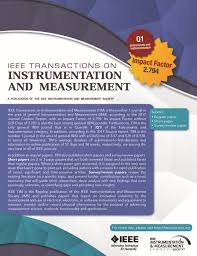 Ieee Instrumentation And Measurement Society Newsletter