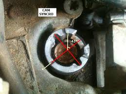 replace camshaft synchronizer failed taurus car club of america Taurus Camshaft Position Sensor Wiring click image for larger version name vrs sensor alignment jpg views 10917 size Replace Camshaft Position Sensor