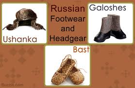 the unique russian clothing brings out its cultural diversity traditional russian headgear and footwear
