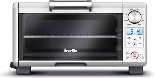 Because a fan circulates hot air throughout the oven, your. Amazon Com Breville The Compact Smart Oven Countertop Electric Toaster Oven Bov650xl Kitchen Dining