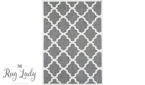 moroccan pattern rug navy coastal grey white trellis