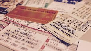 20 Diy Ticket Stub Arts Crafts Ideas Ticketmaster Blog