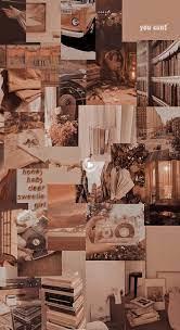 Brown aesthetic wallpaper, Aesthetic ...