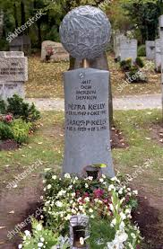 Grave gravestone German Green Party founder Petra Editorial Stock Photo -  Stock Image | Shutterstock