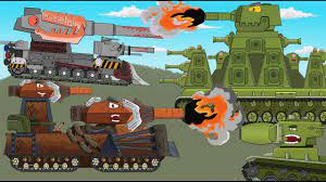 quái vật xe tăng 👺🌷 - phim hoạt hình xe tăng - tăng phù thủy M2906 -  YouTube