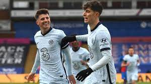Christian pulisic and kai havertz continued to. Mount Excited By Pulisic And Havertz Partnership As Chelsea Find Attacking Spark Goal Com