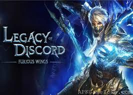 legacy of discord furiouswings apk mod