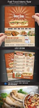 free food menu templates 40 psd indesign food menu templates for restaurants