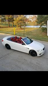 amazing 2016 bmw 3 series 335is 2door convertible m sport 2016 white bmw convertible red leather interior 335is m3 m sport jb4 tuned 2017 2018