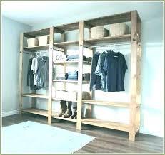 how to build wood closet shelves build shelf in closet build bypass closet doors building shelves