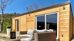 votre projet d extension ossature bois