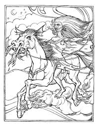Advanced Coloring Pages Printable At Getdrawingscom Free For