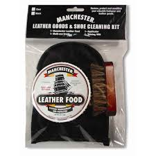 manchester leather food accessories kit model 7995