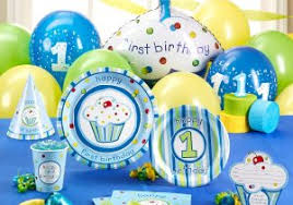 Monkey Boy Birthday Decoration 1St Party Supplies | Home Ideas Amazing Boys