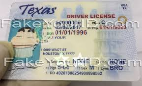 Texas Fake - Ids Id We Premium Scannable Make Buy