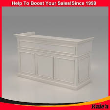 stylish white salon reception desk reception desks for salons reception desk for salon