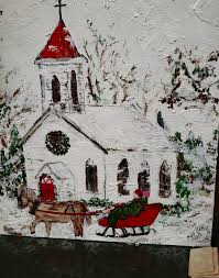 Pin by Myra Duncan Bray on my paintings | Painted christmas ornaments,  Painting, Christmas ornaments