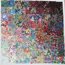 30 best Color wash Quilts images on Pinterest | Quilt block ... & Colourwash quilt with Liberty fabric Adamdwight.com