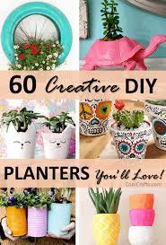 60 creative diy planters you ll love