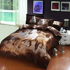 12 photos gallery of horse bedding sets for boys and girls children
