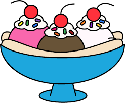 ice cream sundae with sprinkles clipart.  Sprinkles Clip Art Black And White Download Banana Split With Sprinkles  Image Transparent Library Clipart Ice Cream Sundae For Ice Cream Sundae With Sprinkles N