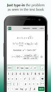 fx algebra problem solver 1 0 screenshot 3