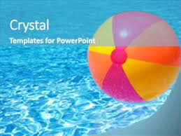 swimming pool beach ball background. Beautiful Swimming Slide Deck With Floating On The Swimming Pool Background And A Teal Colored  Foreground Inside Swimming Pool Beach Ball Background C