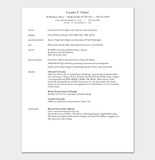 Web Developer Resume Enchanting Web Designer And Developer Resume 60 Samples Examples