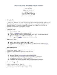 Pharmaceutical Quality Control Resume Sample Resume Quality Control Lovely Quality Assurance Lead Resume 17