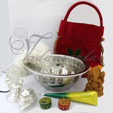 thugil return gift pack for house warming traditional treasure trove