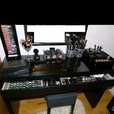 nice makeup vanity setup wn mobile vanitymakeup