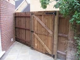 garden gates and fences. Garden Fences And Gates Gardening Design R