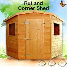 popular garden sheds rutland corner