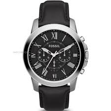 "men s fossil grant chronograph watch fs4812 watch shop comâ""¢ mens fossil grant chronograph watch fs4812"