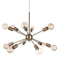 stylish and modern pendant made up of 18 smoked glass spheres with an electro plated polished nickel finish the pendant has a 1m cord and ceiling