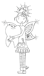Tooth Pattern Printable Tooth Fairy Coloring Pages Tooth Pattern