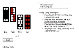Pai Gow Tiles Discount Gambling