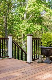 House Railings 125 Best Deck And Dock Railing Images On Pinterest Deck Railings