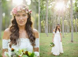 hawaii archives page 3 of 5 sea light studios kauai wedding Hawaii Wedding Hair And Makeup boho bride in flower crown in forest for kauai wedding photos kona hawaii wedding hair and makeup