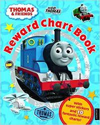 Thomas Friends Reward Chart Book Reward Chart Books