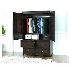 clothing storage armoire clothing storage jewelry repair armoires for toronto
