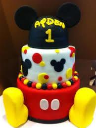 31 Best Mickey Birthday Cakes Images Mickey Birthday Cakes