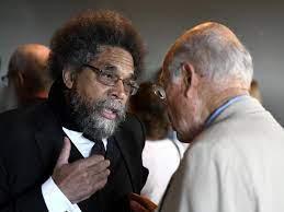 Cornel West: 'A grim moment,' but ...