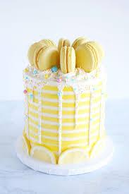 Lemon Layer Cake Best Friends For Frosting