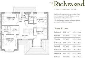 redrow richmond floor plan google