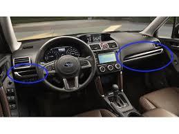 subaru forester 2016 black. subaru forester interior trim kit dashboard gloss blacksilver part no fordashtrmkit 2016 black