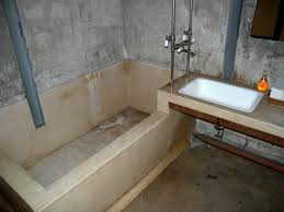 baby nursery foxy schindler kings road house matdesign concrete tub and counter bathtub for