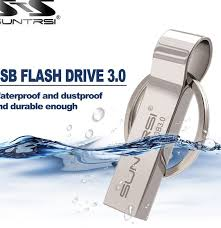 ®Suntrsi <b>Pen Drive 8GB</b> 16GB 32GB <b>USB Flash Drive</b> Waterproof ...
